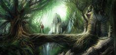 Jungle Ruins - Howondaland
