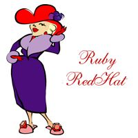 The Red Hat Society - Ruby RedHat