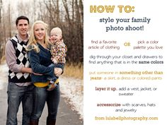 how to: style your family photoshoot with lulabellphotography.com