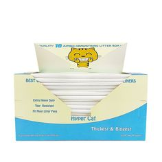 Hyper Cat Extra Thick and Super Large Jumbo Cat Liners Cat litter Liner *** Hurry! Check out this great product : Cat litter