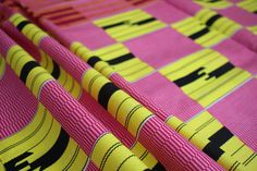 Beautiful Ghana Kente Print Material - Ankara African Print - African Fabric - Wax Print Fabric - African Print - Fabric per yard Ankara Fabric, African Fabric, Printed Materials, Unique Outfits, Ghana, Head Wraps, Crafts To Make, Printing On Fabric, Wax