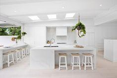 House tour: Santorini style on Sydney's north shore - The Interiors Addict