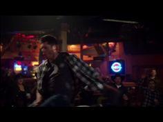 """Dean Riding Larry (Mechanical Bull) - Supernatural 12x11 """"Regarding Dean"""""""