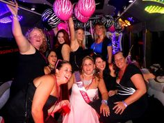 For your bachelorette take your girls to a place where for Good places for bachelorette parties