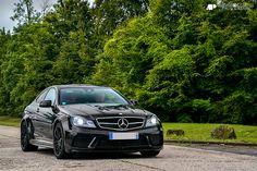 Mercedes-Benz C63 AMG Coupé Black Series