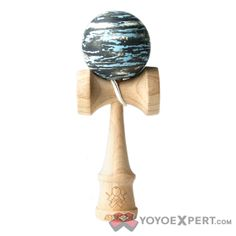 Sweets Kendama Matte Marble. Its on yoyoexpert.com (the blue ones are my favorite 2, then the green one, but I like the other colors too.