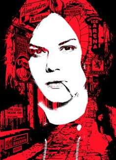 And also this. Gimme. The White Stripes UK Tour, Rob Jones