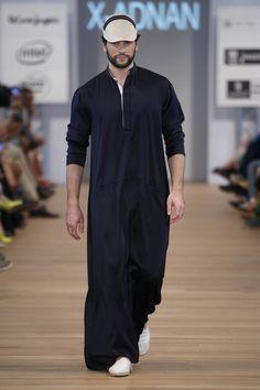 Male Fashion Trends: X-Adnan Spring/Summer 2014 - MFSHOW MEN Madrid