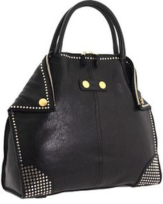 ALEXANDER MCQUEEN  De-manta Medium Tote   $1276  Buy at Zappos Couture