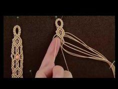 Tutorial Membuat Gelang Tangan Cantik dari Bahan Tali Kur - YouTube