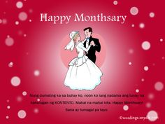 Share this on WhatsAppHappy Monthsary Messages in Tagalog: It's a month after you decided to seal the relationship with commitment. Happy Monthsary Message, Happy Monthsary Quotes, Monthsary Message For Boyfriend, Anniversary Message For Boyfriend, Sweet Messages For Boyfriend, Anniversary Wishes For Parents, Wishes For Brother, Message For Husband, Sweet Love Words