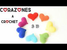 Mariposas gorditas o puff tejidas a crochet paso a paso en minutos! - YouTube