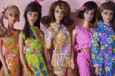Vintage Mod Barbies