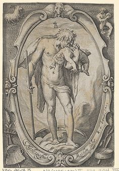 Saturn (from The Planets) Hendrick Goltzius