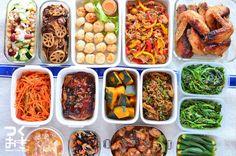 2015年3月第3週めの作り置き。調理時間150分で15品。使った食材から作ったおかず、1週間作り置きレシピを紹介します。