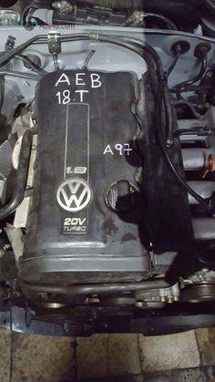 Motor Volkswagen Passat 1.8 turbo 1997 Ref. AEB. Enviamos para todo país. Transportadora / Correio.