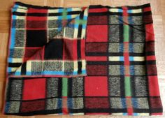 new vintage blankets from textile recycler arrived today. Nice additions for our collection