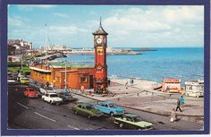 MORECAMBE, The Clock Tower Midland Hotel, Morecambe, Manchester England, Best Songs, Happy Thoughts, Lancaster, Old Pictures, Towers, Clocks