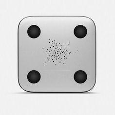 Industrial Design Project Square / digital wristwatch 2 (back)