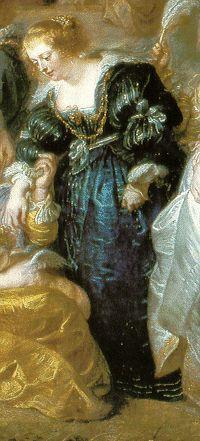 Rubens und Mode