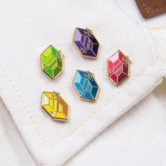 Pokemon, Hard Enamel Pin, Pin Enamel, Cool Pins, Pin And Patches, Metal Pins, Pin Badges, Basic Colors, Stickers