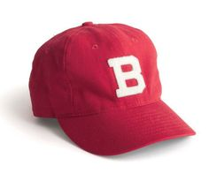 Ebbets Field Flannels® for J.Crew Brooklyn Bushwicks twill ball cap.