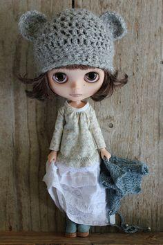 White Skirt/Dress by Abi Monroe, via Flickr