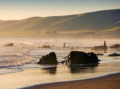 Cayucos California where I spent my summers growing up.