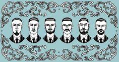 Barbeiros recomendam barba, bigode e cavanhaque para cada formato de rosto - Beleza - UOL Mulher