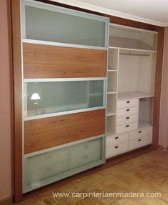 Armarios a medida realizados por Alpis, carpinteria en madera. Closet, Home Decor, Custom Cabinetry, Armoire, Interior Design, Home Interior Design, Closets, Wardrobes, Closet Built Ins