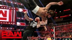 WWE Universal title match on Summer Slam between Brock Lesnar and Seth Rollins. Wrestling accessories for wrestling fans and wrestling supporter. Wrestling Shirts, Wrestling News, Braun Strowman, Wrestling Superstars, Combat Sport, Brock Lesnar, Aj Styles, Total Divas, Cycling Art