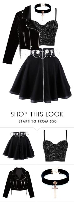 """Untitled #107"" by jazz666 on Polyvore featuring The Kooples and VSA"