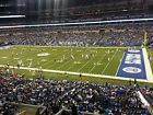 Ticket INDIANAPOLIS COLTS vs Detroit LIONS Tickets 9/11 sideline 309 front row #Deals_us