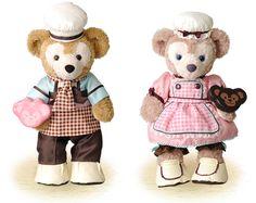Duffy The Disney Bear, Build A Bear, Disney S, Disneyland, Turtle, Best Friends, Bunny, Valentines, Teddy Bears