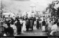 Biblioteca Departamental Jorge Garces Borrero y FAMILIA ALVAREZ CASTAÑO. Celebración de carnavales de Cali 1935 SANTIAGO DE CALI: Biblioteca Departamental Jorge Garces Borrero, . 8.5 X 14.