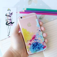 You phone full of colors!  Tap the link in the bio and see much more #iphone #phonecase #samsung. Phone case by Gocase www.shop-gocase.com