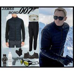 James Bond Bomber Jacket
