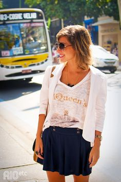 Street style in Rio