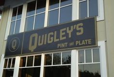 Co-owner Josh Quigley is a longtime brewmaster and partner Michael Benson is the man on the restaurant side of this brew pub/eatery in Pawleys Island. .
