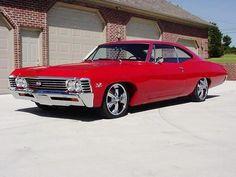 '67 Impala SS