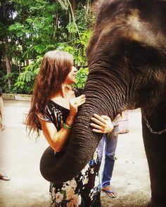 Isn't life just beautiful! We're loving the recent updates that Global Traveller @deeventresca has sent through from her T-06 Teach in Hua Hin, Thailand Trip! ・・・ 🐘❤️ #huahin #thailand #peace #bliss #happiness #love #dream #wanderlust #travel #takerisks #explore #adventure #newbeginnings #strength #spiritual #beauty #elephants #xploreasia #teachabroad #xaphotocontest