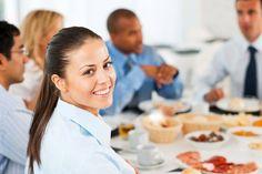ALMOÇO DE NEGÓCIOS: Na hora de fechar um contrato importante para sua empresa e para você, a escolha do restaurante para o almoço de negócios pode ser um fator decisivo para você ser bem sucedido.