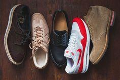 """HAVEN 2014 """"STEP INSIDE"""" Footwear Lookbook"""