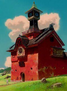 Hayao Miyazaki. Spirited Away