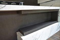 Product: Navlam Sandbalsted™ - Colour: Arcadian Oak - Interiors: Austin Design Joiner: Precision Cabinets -  Photographer: Fraser Marsden