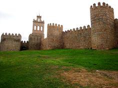 Avila - España - Foto: @ivanmorapernia