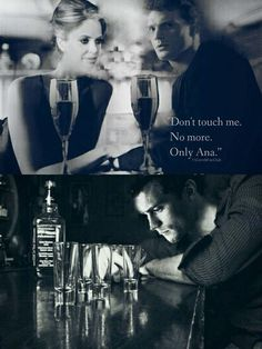 The dream he had while he was sleeping in fifty shades freed