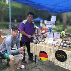Hexapi Honey sponsored Running HK 2017