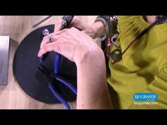 Creating a Rain Chain Pendant Using the Now That's a Pliers!™ System - YouTube