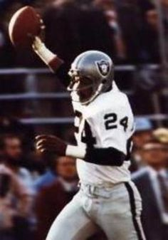 """Willie Brown running back a pick-six in Super Bowl XI is shown often on NFL Films. Brown deserves to be shown doing his thing so long after his career, as he changed the game of football.  He was a Davis height, weight and speed guy as he was a 6'2"""", 220-pound corner. Aside from running with the small, fast receivers, Brown used his size to put hands on them. He kept them on the line of scrimmage for a little longer than most."""